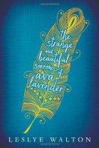 the strange and beautiful sorrows of ava lavendar