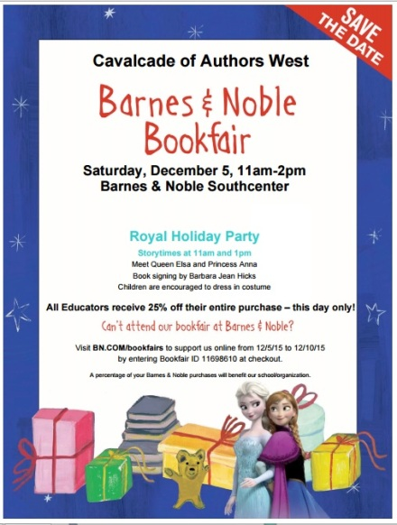 book fair flyer picture